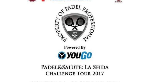 """Sport e prevenzione, al via la seconda tappa di """"Padel&salute"""""""