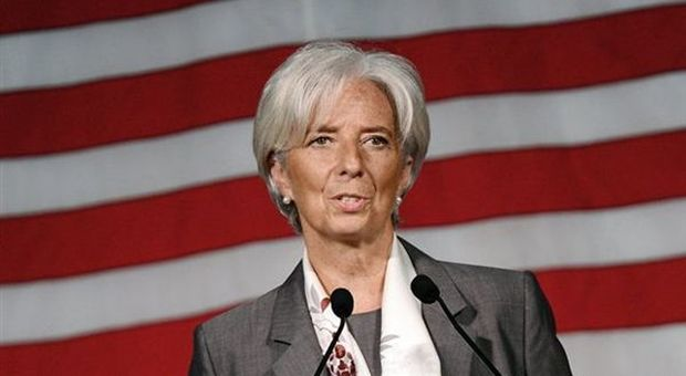 Fmi, Lagarde: outlook globale 2019 'precario', pesano tensioni commerciali