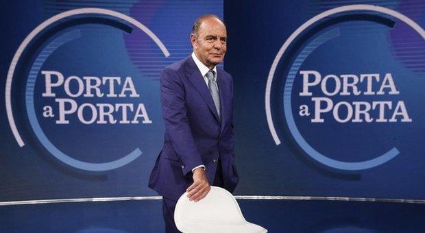 Salvini a Porta a Porta, Vespa riparte con l'ex ministro dell'Interno: «Conte ha rifiutato, per ora»
