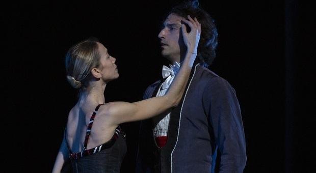 Eleonora Abbagnato e Zachary Catazaro