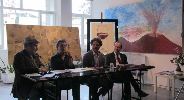 Napoli in un bicchiere di vino rosso: così Regina rappresenta la città a Vitignoitalia