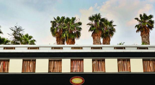 Dall'Oceano Indiano all'Atlantico a bordo del treno più lussuoso al mondo (foto Martinengo)