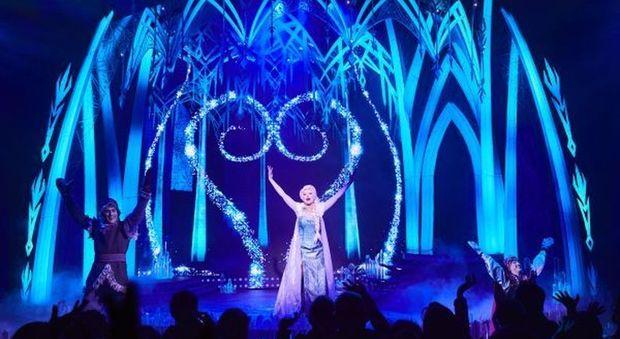 A Disneyland Paris arriva Frozen Celebration