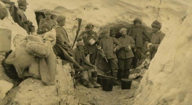 Grande Guerra nell'Alto Vicentino