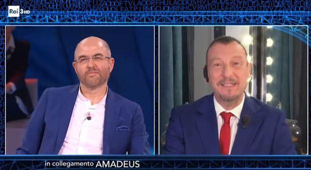 Sanremo 2020, Amadeus: «Io sessista? In casa non conto nulla»I