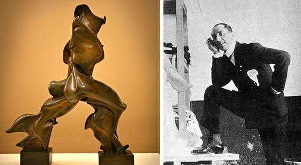 Boccioni, all'asta la scultura in bronzo simbolo del Futurismo: valore stimato tra i 3,8 e 4,5 milioni di dollari