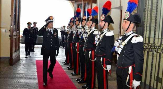 Mancano 9mila carabinieri. Il generale Nistri: nell'Arma età media troppo alta