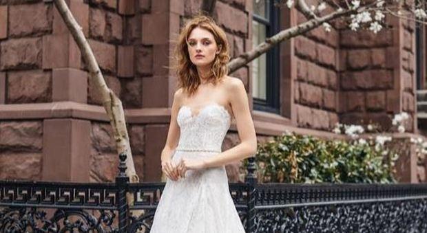 dc23f021d4 Abiti da sposa, i modelli di tendenza del 2019