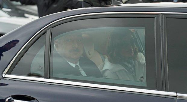 Roma, in Centro arriva il presidente dell'Azerbaijan: limitazioni al traffico