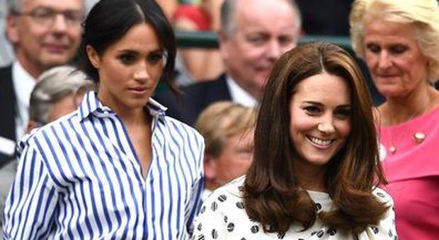 Meghan Markle, sgarbo a Kate Middleton e William per il compleanno del duca di Cambridge