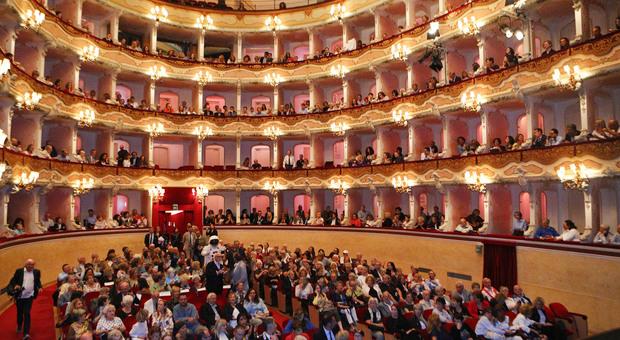 Il teatro Comunale di Treviso