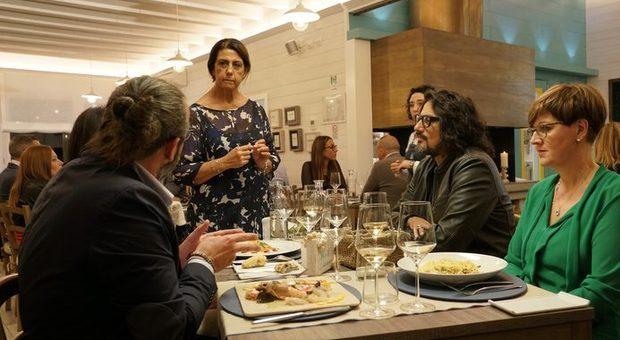 Isi Coppola a Veneto Sviluppo. «Nominata a mia insaputa, meglio la cucina del ristorante della politica»