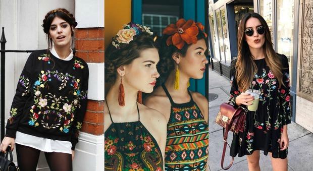 287fad50bf33 ROMA – Gli abiti a fiori per la Primavera 2017 non possono mancare nel  guardaroba delle fashion victim. Se