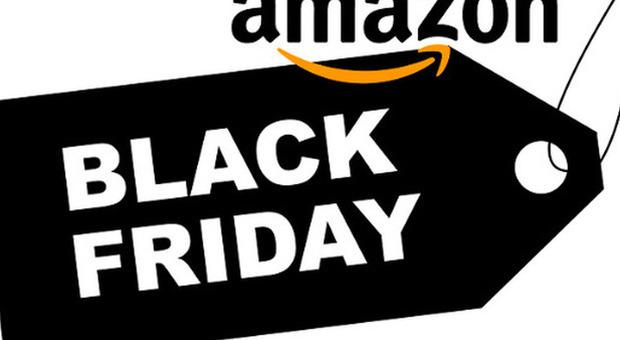 Black Friday, su Amazon è già boom di offerte: sconti eccezionali su migliaia di prodotti fino al 30 novembre