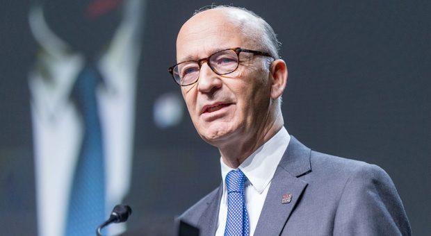 Maurice Turrettini, presidente del Salone di Ginevra