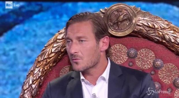 Francesco Totti sul fairplay di Cristian: «Non sei figlio mio, io avrei segnato»