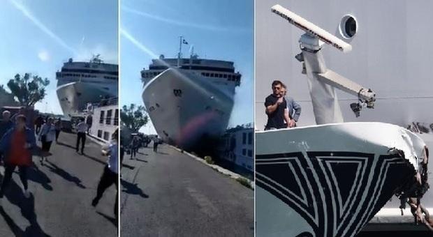 Incidente nave Venezia, il presidente dell'Autorità portuale convocato d'urgenza a Roma
