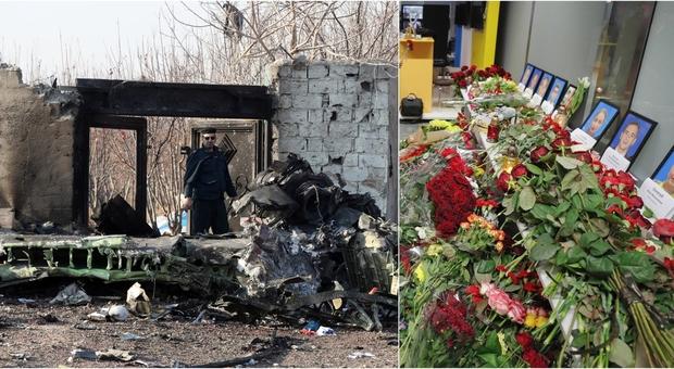 Aereo caduto, l'Iran: «Non abbiamo lanciato missili». Kiev ha avuto l'accesso a scatole nere