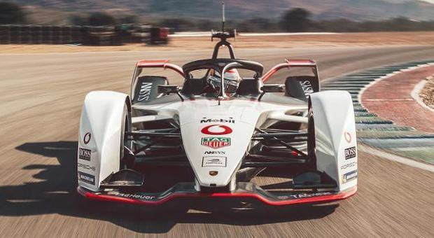 La Porsche 99X Electric di Formula E