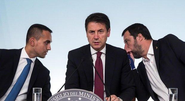 Manovra e lavoro, Salvini sfida M5S