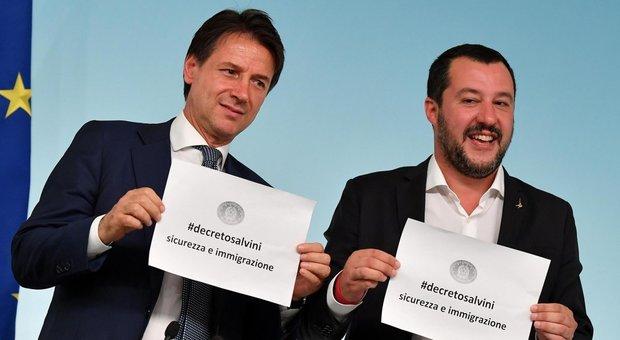 Decreto sicurezza, iniziato il Consiglio dei ministri: via alla stretta sui migranti