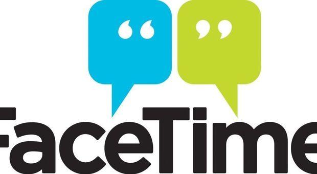 Il logo di Facetime