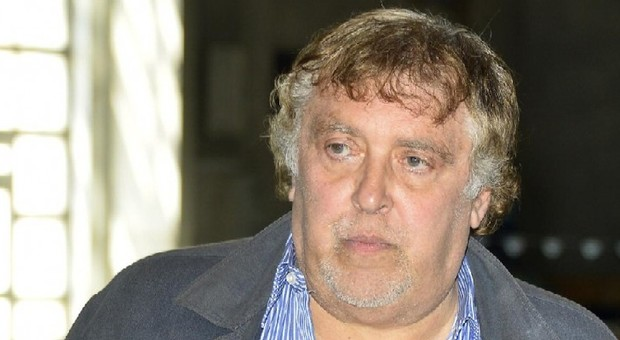 Storie Italiane, Maurizio Mattioli in lacrime per la moglie morta