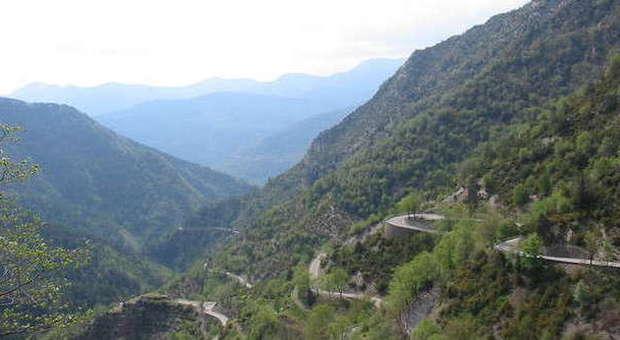 Col de Turini Francia