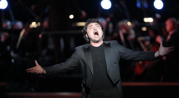 Il cantante lirico Vittorio Grigolo