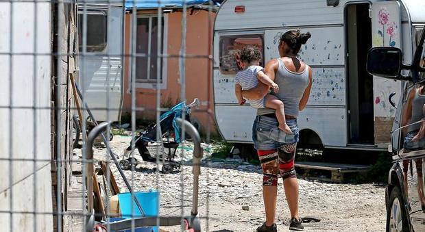 Salvini: campi rom chiusi entro fine legislatura