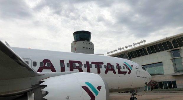 Air Italy in liquidazione, stop ai voli: annuncio choc per 1.200 lavoratori, governo in campo
