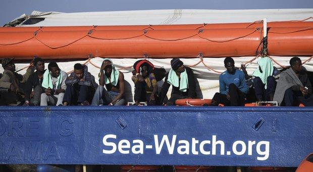 Sea Watch, cinque paesi Ue danno disponibilità all'Italia