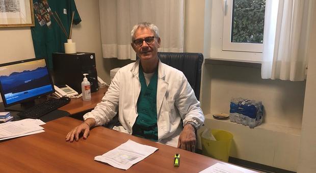 Il direttore Fabio GoriCoronavirus, funziona il farmaco anti artrite. «A Perugia paziente lascia la rianimazione»