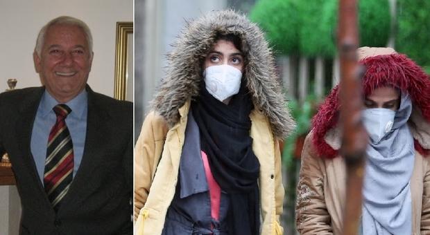 Coronavirus, il meterorologo Ernani: «Temporali e vento in arrivo potrebbero essere i killer del virus»