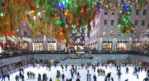 Da New York a Parigi: le piste di pattinaggio più spettacolari del mondo