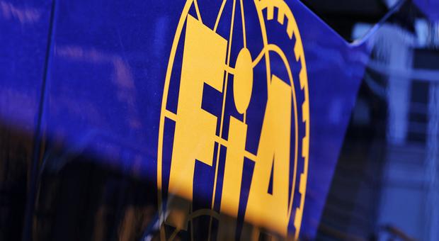 Lo stemma della FIA