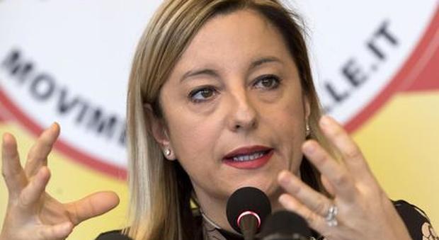 Lombardi: «No al bis di Raggi a Roma, sì a un accordo M5S-Pd»