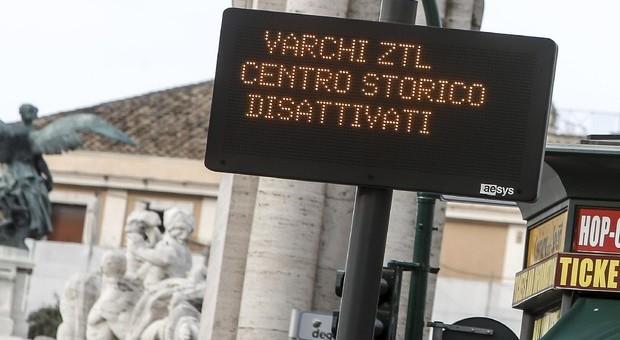 Ztl, Calabrese: «Varchi aperti fino al 30 agosto per il rilancio delle attività»