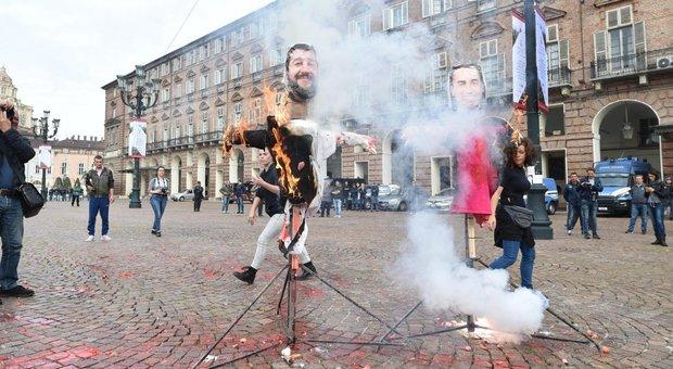 Studenti in piazza in tutta Italia contro il governo: «Chi ha paura di cambiare? Noi no!»