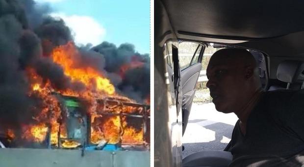 Chi è l'autista del bus che voleva fare una strage: precedenti per abuso su minore e per aver guidato ubriaco