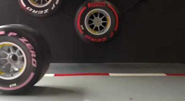 Pirelli Road To Monte Carlo P Zero World
