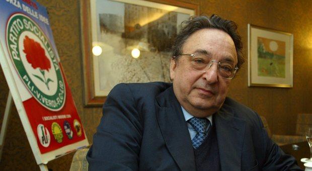 È morto Gianni De Michelis, socialista con Craxi, ex ministro degli Esteri