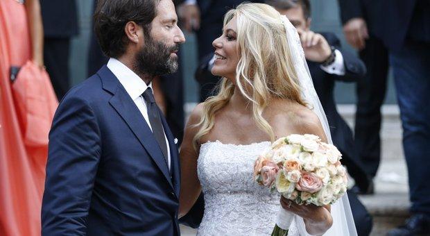 Bouquet Sposa Ilary Blasi.Eleonora Daniele Si E Sposata Il Matrimonio Vip Con Giulio