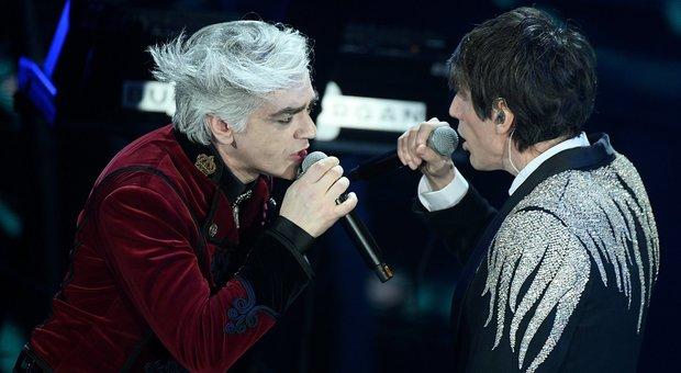 Morgan e Bugo al Festival di Sanremo