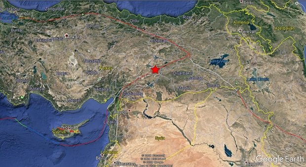Forte scossa di terremoto in Turchia a Malatya: torna la paura dopo il sisma di gennaio