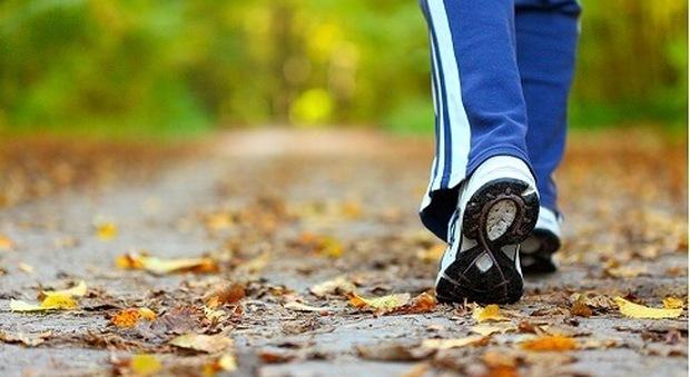 Camminare allunga la vita, bastano meno di 2 ore a settimana