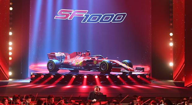 La Ferrari 2020 si chiama SF1000, presentazione a Reggio Emilia