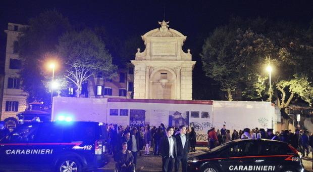 Trastevere, la caccia alla droga per l'omicidio del carabiniere, i residenti: «Qui non si vive più»