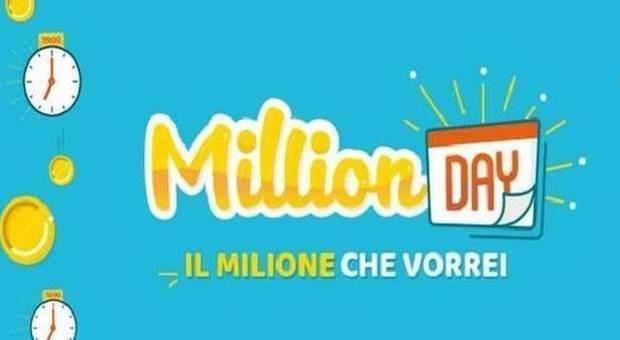 Million day di oggi
