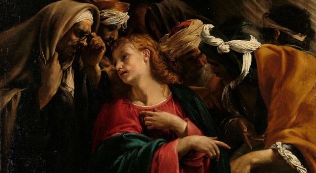 Un dipinto del Borgianni